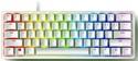 Razer Huntsman Mini Mercury Gaming Keyboard - (Purple Switch) [US Layout]