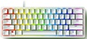 Razer Huntsman Mini Mercury Gaming Keyboard - (Red Switch) [US Layout]