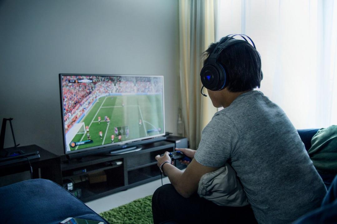 Razer Thresher Ultimate Gaming Headset - black [PS4]