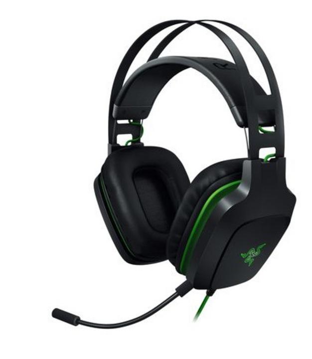 Razer Electra V2 - USB Gaming Headset - black [PS4/PC/Mac]