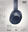 Razer Opus Wireless Headset - black
