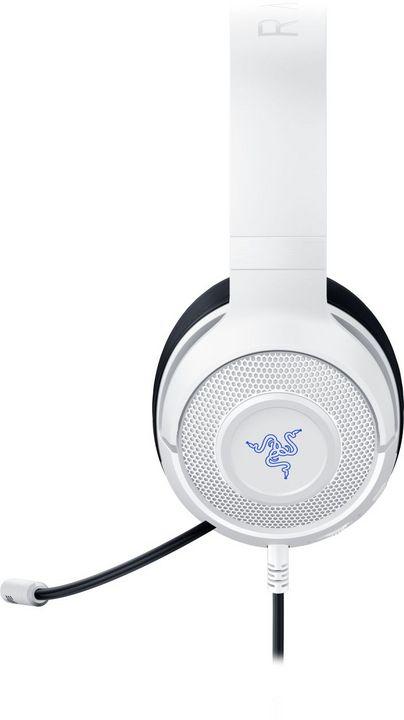 Razer Kraken X for PlayStation - white