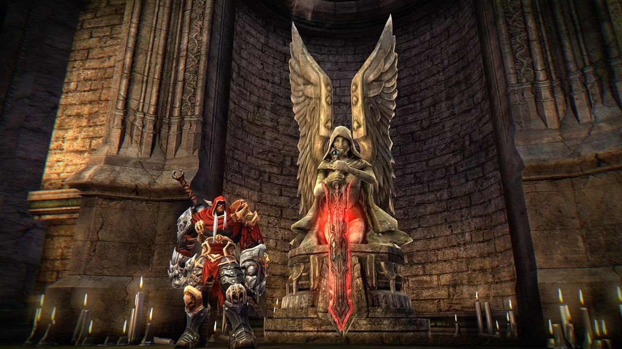 Darksiders - Warmastered Edition [NSW] (D)