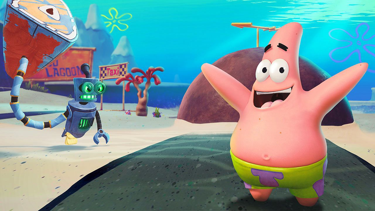 Spongebob SquarePants: Battle for Bikini Bottom - Rehydrated [NSW] (D)
